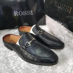 ROSSI HALF SHOE, MEN'S SHOE(AVAILABLE IN ALL SIZES) 182
