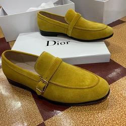 DIOR LUXURY MEN'S PARTLY SHOE|(AVAILABLE IN ALL SIZES) 198
