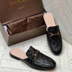GUCCI LUXURY MEN'S HALF SHOES( AVAILABLE IN ALL SIZES) 291