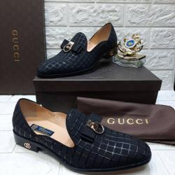 GUCCI HIGH QUALITY LUXURY MEN'S SHOE (AVAILAIBLE IN ALL SIZES) 310