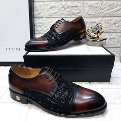 GUCCI HIGH QUALITY LUXURY MEN'S SHOE (AVAILAIBLE IN ALL SIZES) 312