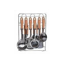 HOME TOUCH Cutlery Set - Brown