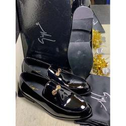ZANOTTI HIGH QUALITY LUXURY MEN'S SHOE (AVAILAIBLE IN ALL SIZES) 327