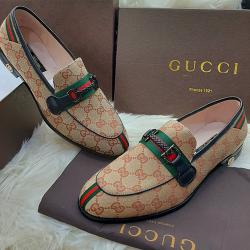 GUCCI LUXURY MEN SHOE (AVAILABLE IN ALL SIZES) 160
