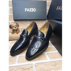 FAZIO HIGH QUALITY LUXURY MEN'S SHOE (AVAILAIBLE IN ALL SIZES) 369