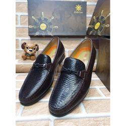 DELUXE HIGH QUALITY LUXURY MEN'S SHOE (AVAILAIBLE IN ALL SIZES) 380