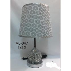 CLASSIC OFFICE TABLE LAMP|MJ-347 1x12