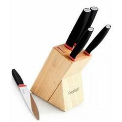 Prestige 6pcs Knife Block Set - 56371
