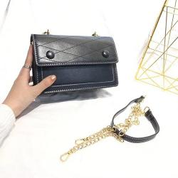WOMEN'S HIGH STYLED SHOULDER LOCK'S BAG