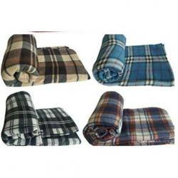 Cosy School Blanket - Set of 4