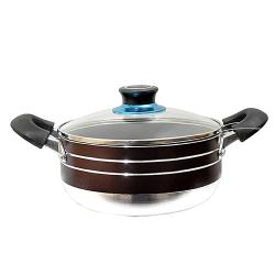 Kinelco Single Aluminium Non Stick Cookware