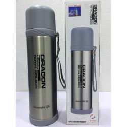 Dragon STAINLESS STEEL HOT/COLD WATER FLASK- 1L