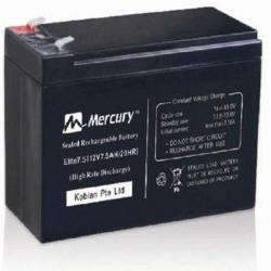 Mercury Mercury - Elite 7.5 UPS Battery