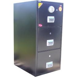 Firepower 3 Drawer Fireproof Cabinet  - Digital Lock