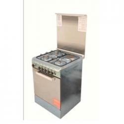 Glem Gas Cooker - KT6629GI, 3 Gas Burners, 1 Electric Plate