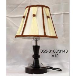 LUXURY TABLE LAMPS|058-8168/8148 (1x12) -deluxe.com.ng