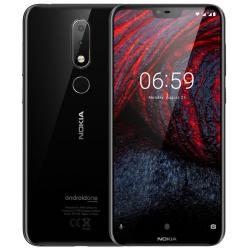 NOKIA 6.1 PLUS TA 1116 DUAL SIM BLACK,BLUE