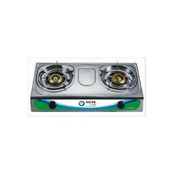 Nulek QUALITY AND AUTO IGNITION STAINLESS GAS COOKER