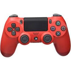 SONY DualShock 4 Wireless Controller for PlayStation 4 RED (DW)