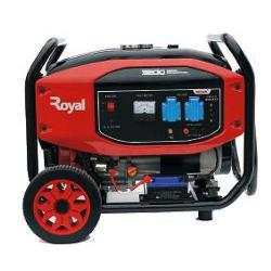 ROYAL 3KVA GENERATOR MANUAL (GR3500C)