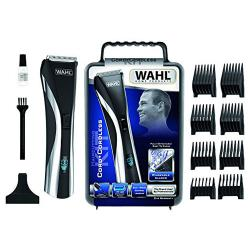 Wahl 9697-1017 Hybrid Clipper Hair & Beard Cutting Kit with LCD Display