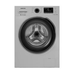 Samsung WW80J5260GS Front Load Washing Machine, Silver - 8Kg